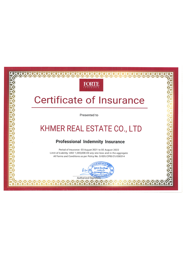 Khmer Real Estate Co , Ltd | Best Real Estate In Cambodia