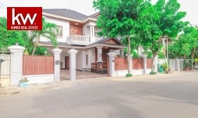 Wooden Mondern Villa for Rent